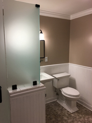 Basement Bathroom Additions We Build Basement Bathrooms In - Bathroom remodeling hoover al