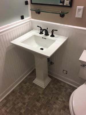 Basement Bathroom Additions | We Build Basement Bathrooms ...