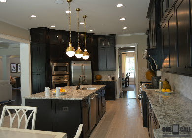 granite countertop installation